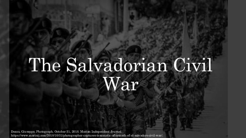 Palmer The Salvadorian Civil War.pdf